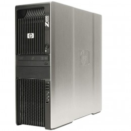 HP Workstation Z600 Xeon 2 x e5606 - 48Go RAM - 240Go+1To - FX3800