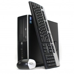 HP  8200 Core i3  2100 3.1GHz - 4Go DDR3 - 2To HDD - Windows 10